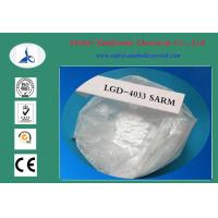 Wholesale Hair Loss Treatment Raw Hormone Powders Ligandrol Anabolicum LGD-4033 1165910-22-4 from china suppliers