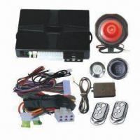 Wholesale Remote Start Car Engine Auto Security Car Alarm with Unlimited Distance Receive Alarm Information from china suppliers