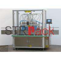 Quality 8 Heads Computer Controll Liquid Syrup Filling Machine with Germany FESTO for sale