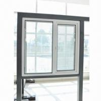 Wholesale PVC Window with Sliding/Casement/Tilt/Turn Style/Excellent Performance/Efficient Energy from china suppliers