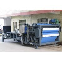 Wholesale Continuous / Automatic Belt Filter Press For Sludge Dewatering from china suppliers