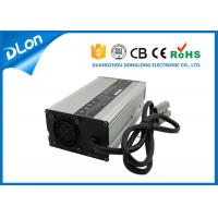 Wholesale 48v 10A battery charger for golf cart / electric bike / power wheelchair from china suppliers
