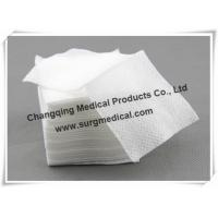 Wholesale Latex Free Medical Non - Woven Wound Dressing Sponge Non - linting from china suppliers
