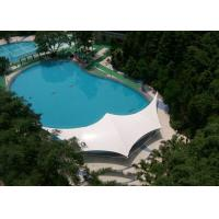 Wholesale Modern Outdoor Shade Tension Membrane Structures For Swimming Pool from china suppliers