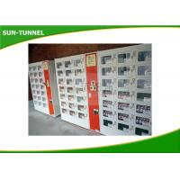 Wholesale Automatic Combo Vending Machine Food Vegetable Credit Card Payment from china suppliers