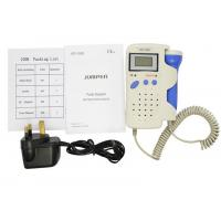 Wholesale Jumper Handheld Pocket Digital Fetal Doppler JPD-100B 2.5MHz Home Use Baby Heart Rate Detector Monitor with Rechargeable from china suppliers