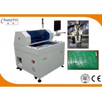 Wholesale 0.3 - 3.5 mm PCB Thickness PCB Depaneling Router Equipment With 0.1 mm Cutting Precision from china suppliers