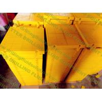 Wholesale Polyurethane Screen Panel Shale Shaker Screens Yellow Red Green Blue Color for different working temperature from china suppliers