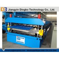 Wholesale Double Layer Roll Forming Machine for Building Supermarkets , Shopping Malls , Stadiums from china suppliers