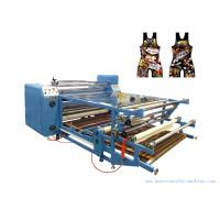 "Quality 67"" CE Certificate Rotary Heat Transfer Machine Heat Printing for sale"