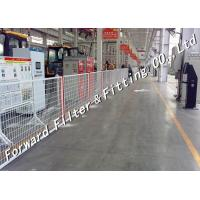 Wholesale Electric Welding white mesh fence / pvc coated wire mesh fencing from china suppliers