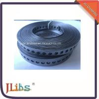 Wholesale Wood  Plumbers Tape Metal Punched Perforated Metal Strap / Steel Hanger Strap from china suppliers
