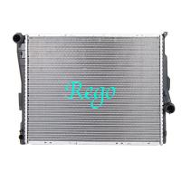 Wholesale High Performance Aluminum Plastic Brazed Car Radiator Replacement for BMW 3E46-316i/320i from china suppliers