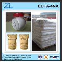 Wholesale tetrasodium edetate supplier China from china suppliers