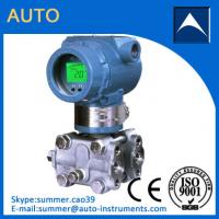 Wholesale differential pressure transmitter working principle made in China from china suppliers