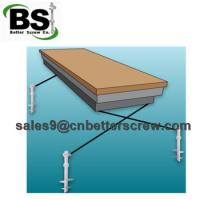 Wholesale Galvanized Anchor Bolts , Light Poles and Anchor Bolt Express from china suppliers