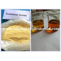 Quality 99.9% Anabolic Trenbolone Steroid Trenbolone Acetate Raw Powders For Muscle Building for sale