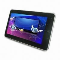 Wholesale 7-inch LED Touch Screen MID with 4GB NAND Flash Storage and Built-in Touch Pad from china suppliers