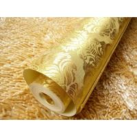 Wholesale Gold Finstock Coated Aluminum Foil 8011 Temper - O High Temperature Resistant from china suppliers
