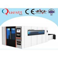 Wholesale Big Sheet Metal Laser Cutting Machine 2x4M 3000W With Sealed Working Table from china suppliers