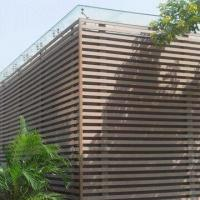 Buy cheap Wooden and Plastic Outdoor Wall Panels, Various Designs are Available from wholesalers