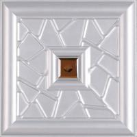 Wholesale Moisture - Proof 3D Leather Wall Panels For Home / Restaurants from china suppliers