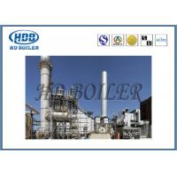 Wholesale Circulating Fluidized Bed Utility CFB Boiler , Industrial Grade Cogeneration Plant from china suppliers