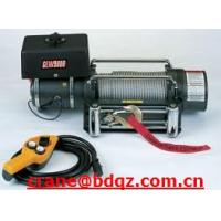 Wholesale 12v/24v off road winch 5000-17000lb from china suppliers