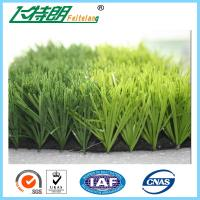 Wholesale Monofilament Fake Plastic Grass Artificial Lawns Flat Shape 3'' / 8'' High Density Color Fastness from china suppliers
