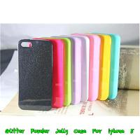 Wholesale Shiny Back Case Cover For Apple Iphone 5 5G 5th -Multi Color from china suppliers