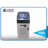 Wholesale Self service payment ATM credit card wall mount kiosk with desktop visitor management from china suppliers