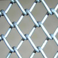 Wholesale 50 * 50 chain link mesh, stainless steel , 50 / 55 / 60 Mesh, Plastic coated from china suppliers
