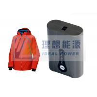 Wholesale 4 Temp Control Heated Jacket Battery Pack For Snow Sportswear from china suppliers