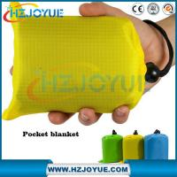 pocket blanket waterproof