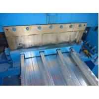 Wholesale Hydraulic Cutting Floor Deck Roll Forming Machine 7.5KW For Color Galvanized Steel Sheet from china suppliers