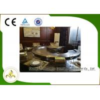 Wholesale 12 Seats Electric Teppanyaki Grill Table , Teppanyaki Barbecue Table Grill from china suppliers