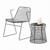Quality Mesh patio table and chair, available in various sizes  for sale