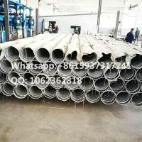 Wholesale Oasis factory supplies Stainless steel 316L wire wrapped water well screens from china suppliers