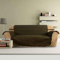 Quality Ultrasonic Fabric Waterproof Sofa Cover Protector for sale
