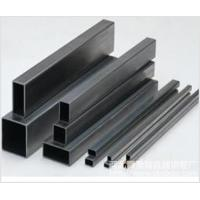 Wholesale EN 10204 / 3.1B Seamless Square Tube Burr removed , Steel Square Tubing from china suppliers
