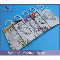 Quality Air Freshener Promotional Gift Used Scented Envelope With Offset Printing for sale
