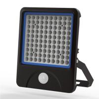 Wholesale Small angle 60° 100W LED PIR Floodlights IP66 High lumen, Long life from china suppliers