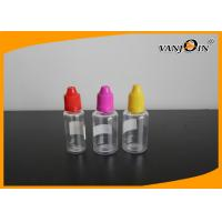 Wholesale Empty Clear E-cig Liquid Bottles Recycling Plastic Liquid Containers 20ml 30ml from china suppliers