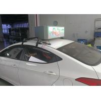 Wholesale HD Three sided 4mm taxi top led display with Nationstar SMD1921 LED Lamp from china suppliers