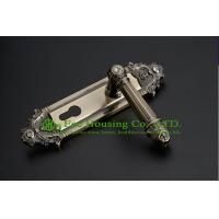 Wholesale Interior Door Lock, European style mortise lock for timber door,Antique Brass finish lock from china suppliers