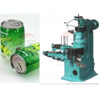 Wholesale Automatic fast speed Food Packaging Machines / capper 2400 - 4800 cans/h from china suppliers
