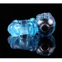 Wholesale Five Speed Vibrating Penis Ring Vibrating Cock Ring For Male Long lasting Erections from china suppliers