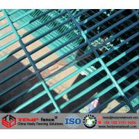 Wholesale 358 anti-climb fence, Prison Fence, 358 Mesh Panels, High security 358 fence from china suppliers