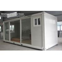 Wholesale Portable Flat pack container house  from china suppliers