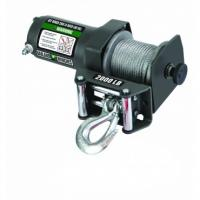 Buy cheap 2500LB ATV/UTV Electric winch(12V/24V) from wholesalers